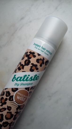 Shampoo seco Batiste